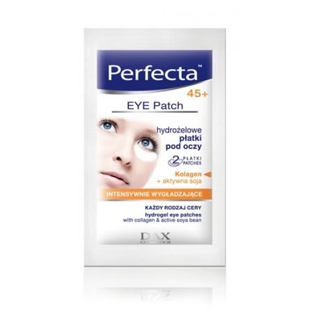 Perfecta Eye Patch - hydrożelowe płatki kolagenowe pod oczy 45+
