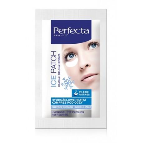 Perfecta Eye Patch - hydrożelowe płatki kompres pod oczy przeciw cieniom i opuchliźnie