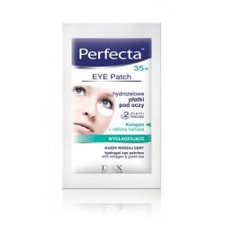 Perfecta Eye Patch - hydrożelowe płatki kolagenowe pod oczy wygładzające 35+