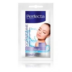 Perfecta Oczyszczanie - mineralna maseczka peel-off, poj. 10 ml.