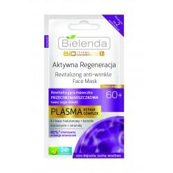 AKTYWNA REGENERACJA - Rewitalizująca maseczka przeciwzmarszczkowa 60+, poj. 10 g.