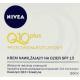 Q10 plus, przeciwzmarszczkowy krem nawilżający na dzień SPF 15, poj. 50 ml.