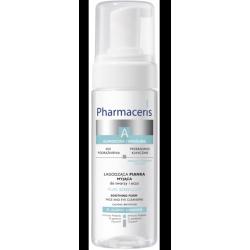 Alergiczna - Łagodząca pianka myjąca do twarzy i oczu, poj. 150 ml.