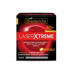 Laser Xtreme - Liftingująco – ujędrniający krem na noc 40+, poj. 50 ml.