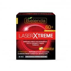 Laser Xtreme - Liftingująco – naprawczy krem koncentrat na noc 60+, poj. 50 ml.