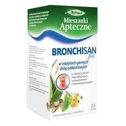 BRONCHISAN fix - w nieżytach górnych dróg oddechowych, poj. 20 saszetek x 3 g