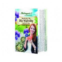 Herbatka Fix - Dla Wątroby, poj. 20 saszetek x 2 g