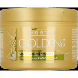 GOLDEN OILS - Ultra ujędrniające masło do ciała z drogocennymi olejkami, poj. 200 ml.