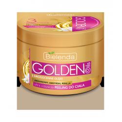 GOLDEN OILS - Ultra odżywczy peeling do ciała z drogocennymi olejkami, poj. 200 ml.