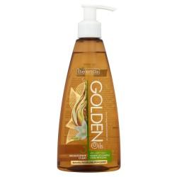 GOLDEN OILS - Ultra ujędrniający olejek do kąpieli i pod prysznic z drogocennymi olejkami, poj. 250 ml.