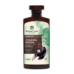 Herbal Care - Szampon Czarna Rzepa, poj 330 ml.