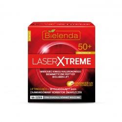 Laser Xtreme - Liftingująco – wygładzający krem na dzień 50+, poj. 50 ml.