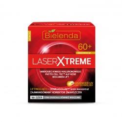 Laser Xtreme - Liftingująco – odmładzający krem koncentrat na dzień 60+, poj. 50 ml.