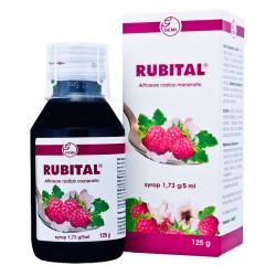 Rubital - syrop, poj. 125 g
