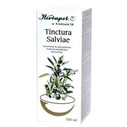 Tinctura Salviae - nalewka, poj. 100 ml.