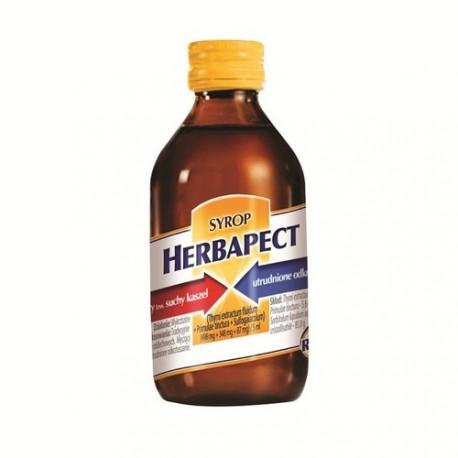 Herbapect syrop, poj. 150 g.
