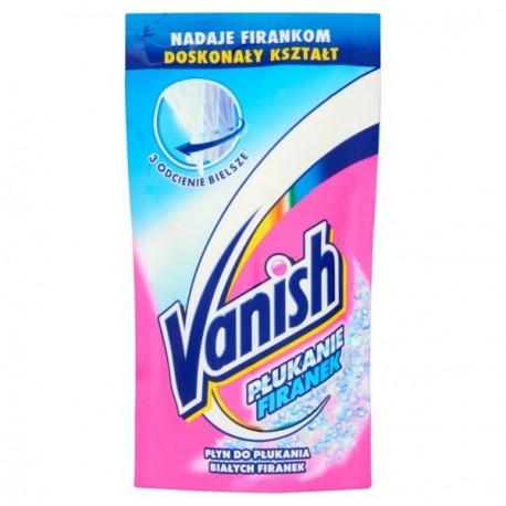 Vanish - płyn do płukania firanek, saszetka, poj. 125 ml.