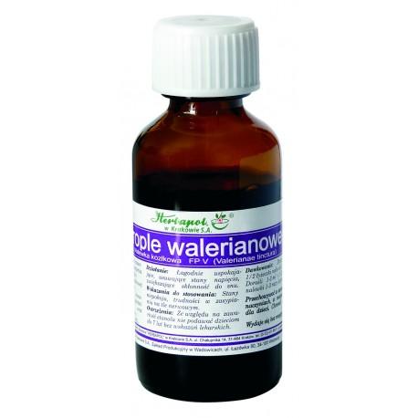 Krople walerianowe, poj. 35 ml.