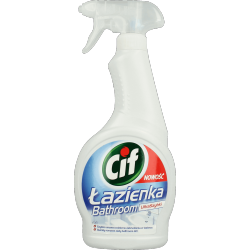 Cif - spray do łazienki, poj. 500 ml.