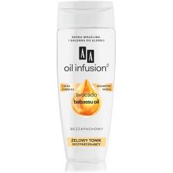 OIL INFUSION2 - żelowy tonik oczyszczający, poj. 200 ml.