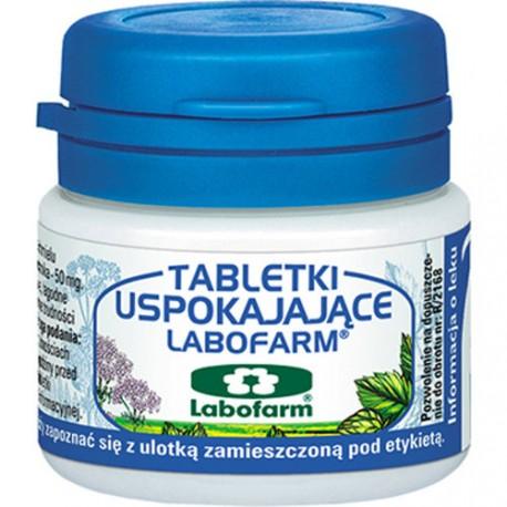 Labofarm - tabletki uspokajające, poj. 20 tabletek
