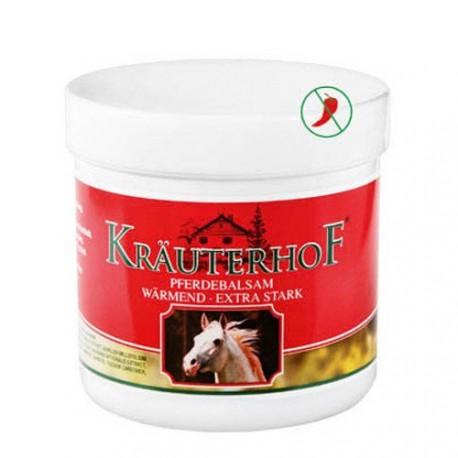 Krauterhof - maść końska silnie rozgrzewająca, poj. 250 ml.