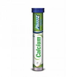 Plusssz Classic Calcium, tabletki musujące, smak cytrynowo - pomarańczowy, 20 szt.