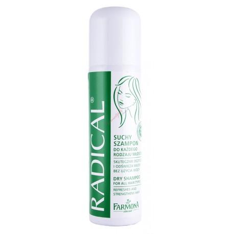 suchy szampon przeciw wypadaniu włosów