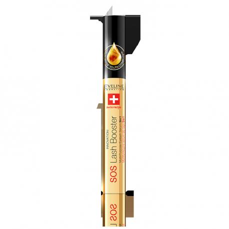 SOS Lash Booster - serum do rzęs z olejkiem arganowym 5w1, poj. 10 ml.