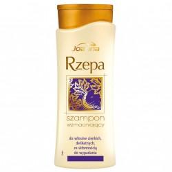 Rzepa - szampon wzmacniający do włosów cienkich, delikatnych, ze skłonnością do wypadania, poj. 400 ml.