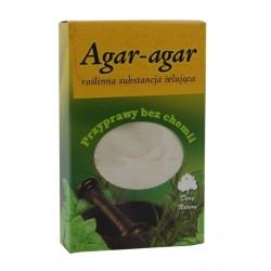 Agar - Agar, roślinna substancja żelująca (Przyprawy bez chemii), poj. 30 g.