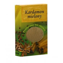 Kardamon mielony - Przyprawy bez chemii, poj. 50 g