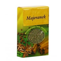 Majeranek - przyprawy bez chemii, poj. 15 g