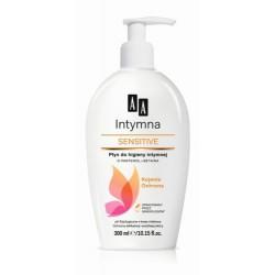 AA Intymna - płyn do higieny intymnej SENSITIVE, poj. 300 ml.