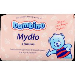 Bambino - mydło toaletowe w kostce dla dzieci, 90 g