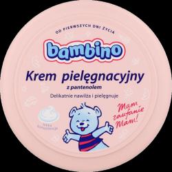 Bambino - krem pielęgnacyjny z pantenolem, poj. 200 ml.