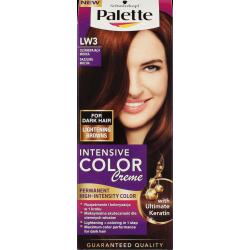 Palette Intensive Color Creme - krem koloryzujący, LW3 Olśniewająca Mokka