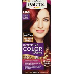 Palette Intensive Color Creme - krem koloryzujący, LRN5 Promienny Kasztan