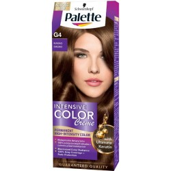 Palette Intensive Color Creme - krem koloryzujący, G4 Kakao