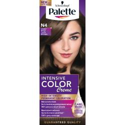 Palette Intensive Color Creme - krem koloryzujący, N4 Jasny Brąz