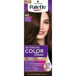Palette Intensive Color Creme - krem koloryzujący, W2 Ciemna Czekolada