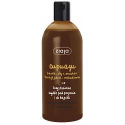 Cupuaçu - krystaliczne mydło pod prysznic i do kąpieli, poj. 500 ml.