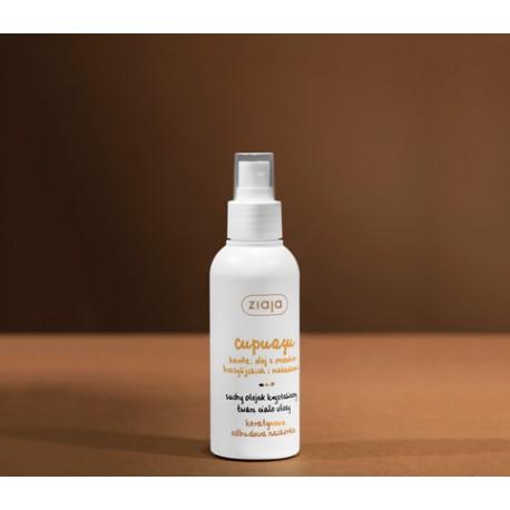 Cupuaçu - suchy olejek krystaliczny twarz ciało włosy, poj. 100 ml.