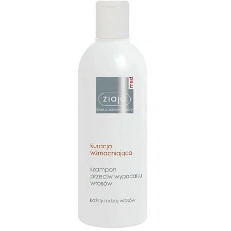 Ziaja Med - kuracja wzmacniająca, szampon przeciw wypadaniu włosów, poj. 300 ml.