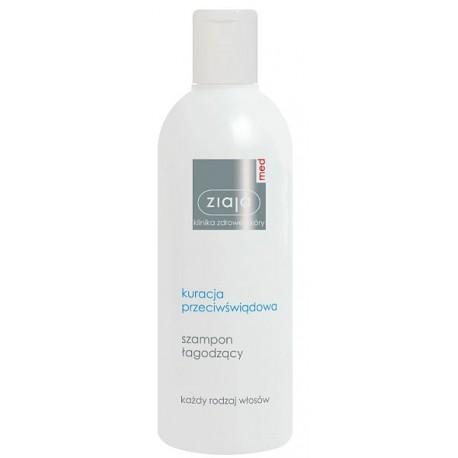 Ziaja Med - kuracja przeciwświądowa, szampon łagodząca, poj. 300 ml.