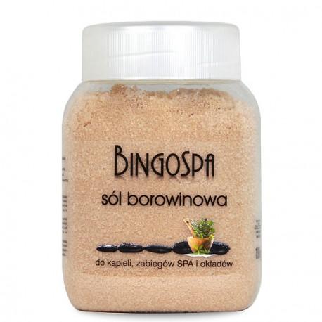 Bingospa - sól borowinowa do kąpieli i okładów, poj. 1350 g