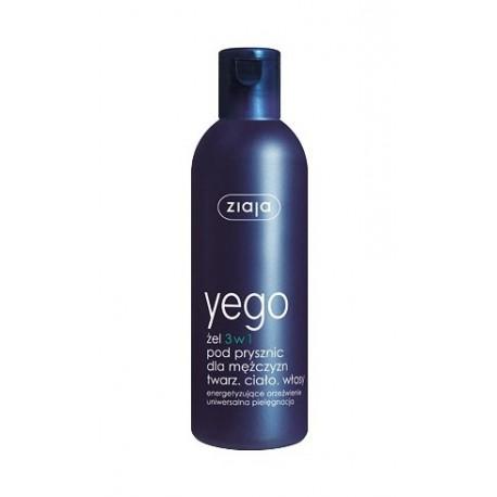 Yego - żel pod prysznic 3w1, poj. 300 ml.