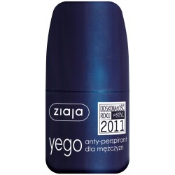 Yego - antyperspirant w kulce dla mężczyzn, poj. 60 ml.