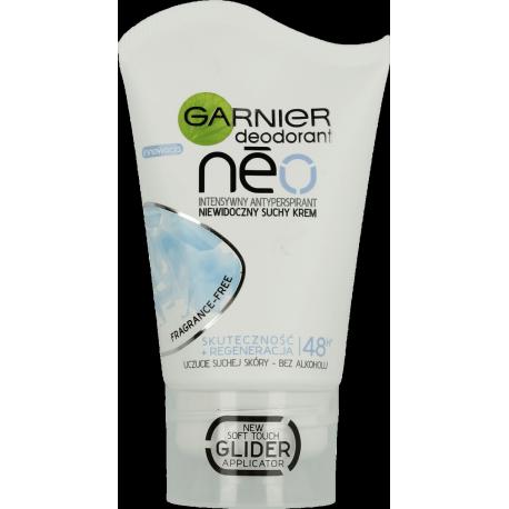 Garnier NEO - dezodorant antyperspiracyjny, Fragrance Free, poj. 40 ml