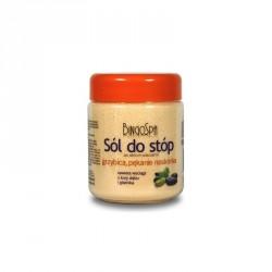 BingoSpa - sól do stóp ze skłonnościami do grzybicy i pękania naskórka, poj. 550 g
